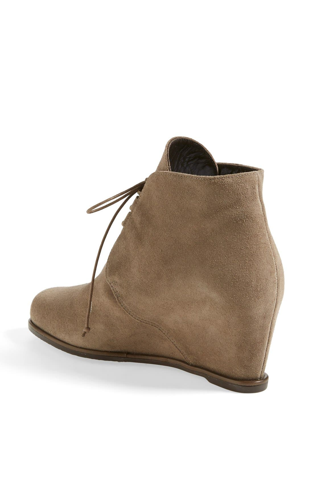 Alternate Image 2  - Stuart Weitzman 'Comfort' Wedge Boot (Nordstrom Exclusive) (Women)