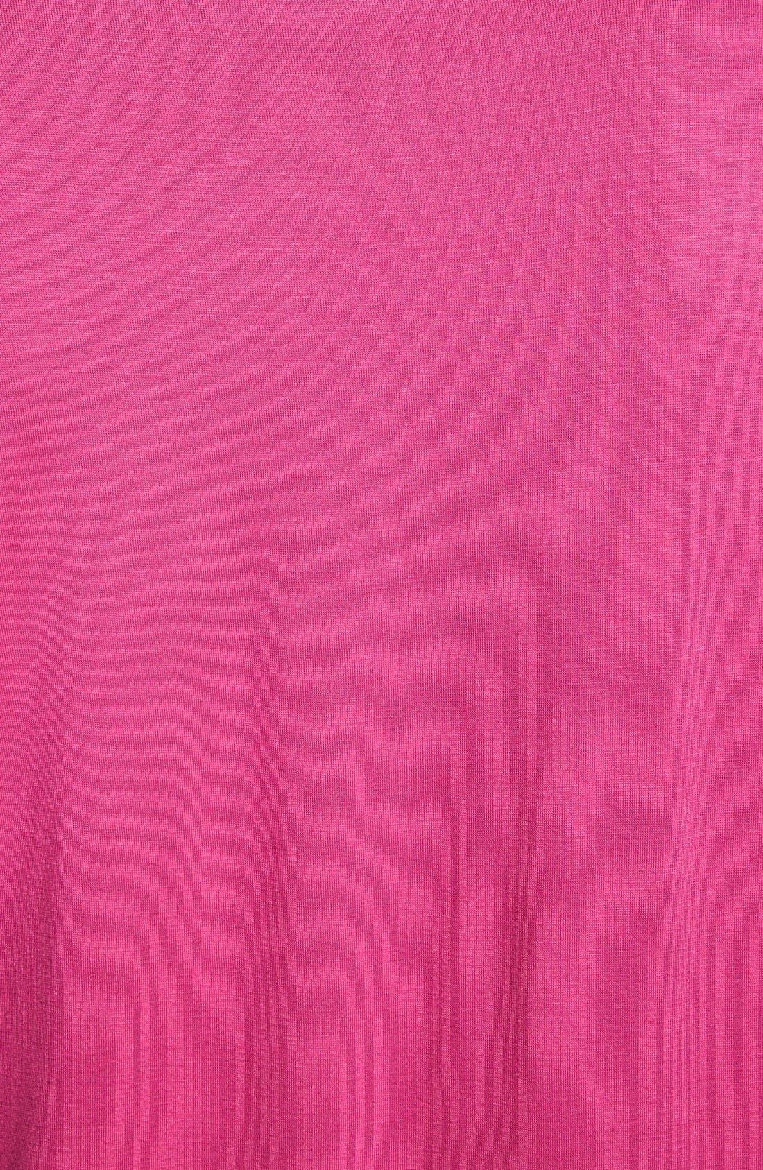 Alternate Image 3  - Pleione Split Neck Blouse (Regular & Petite)