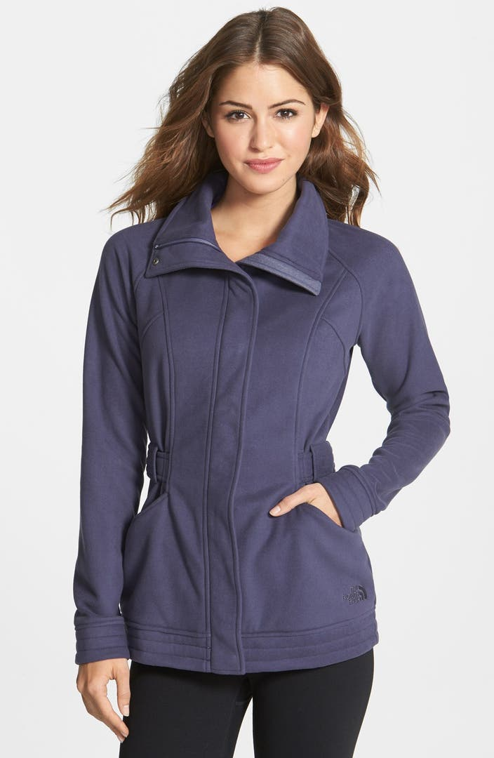 The North Face Avery Fleece Jacket Nordstrom Exclusive
