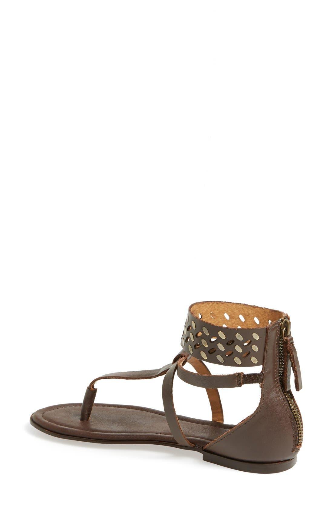 Alternate Image 2  - Joe's 'Effie' Embellished Leather Sandal