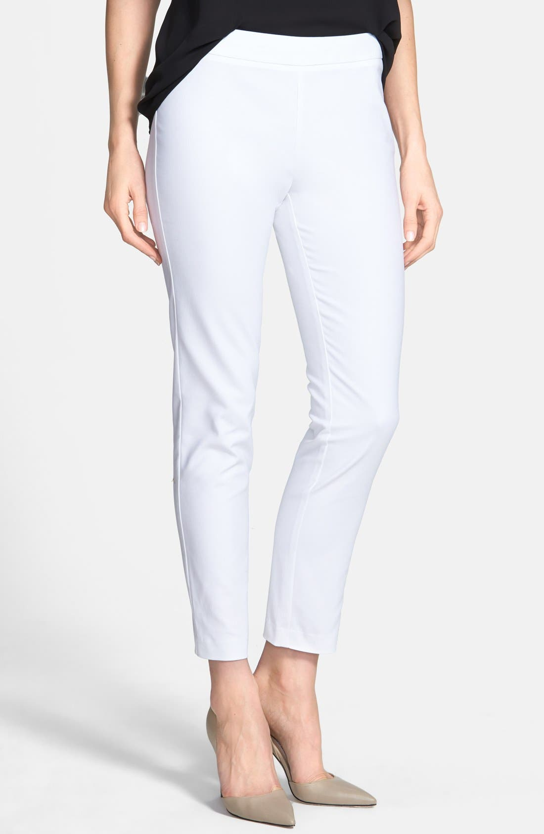 Main Image - Kenneth Cole New York 'Khloee' Slim Ankle Pants