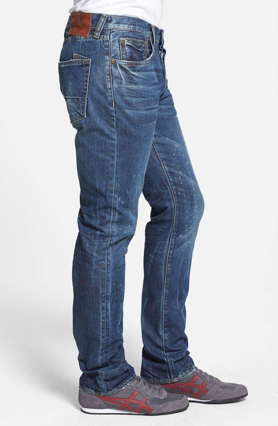 Alternate Image 3  - PRPS 'Demon' Straight Leg Jeans (Enzyme)