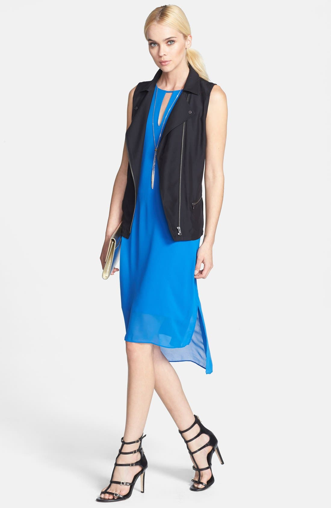 Alternate Image 4  - Trouvé Sleeveless Shift Dress