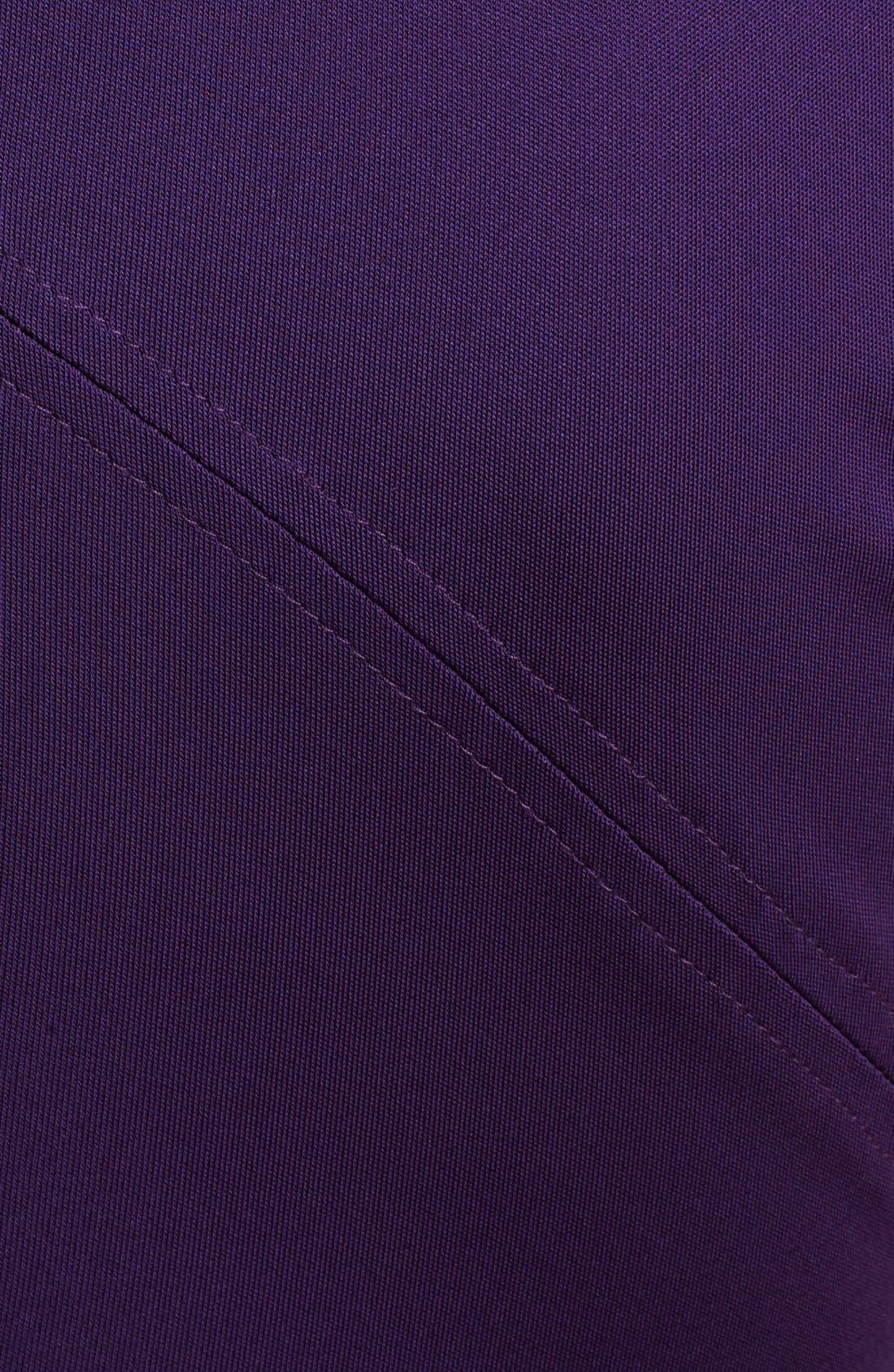 Alternate Image 3  - Roberto Cavalli Hardware Detail Halter Dress
