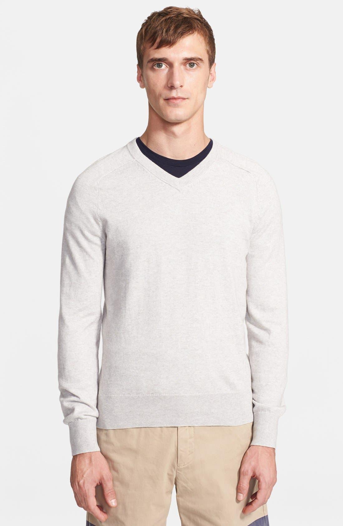 Main Image - Jack Spade 'Buckley' V-Neck Sweater