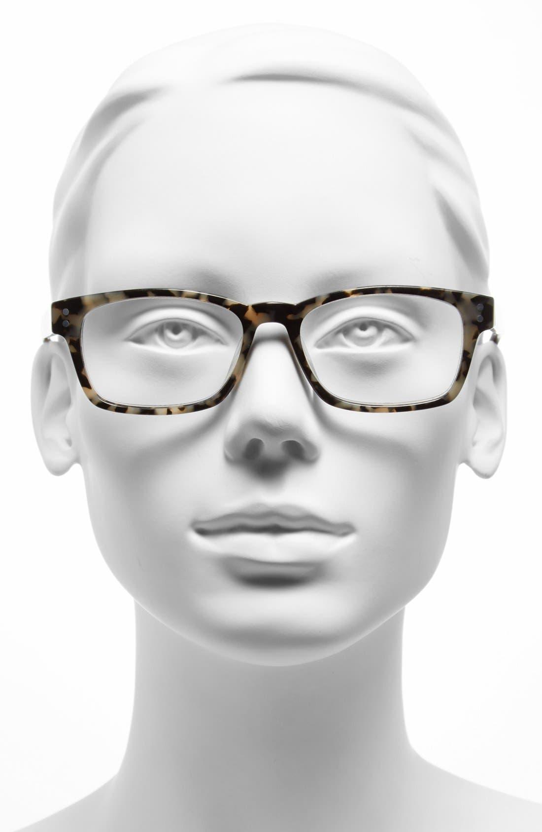 Alternate Image 2  - Corinne McCormack 'Edie' 51mm Reading Glasses