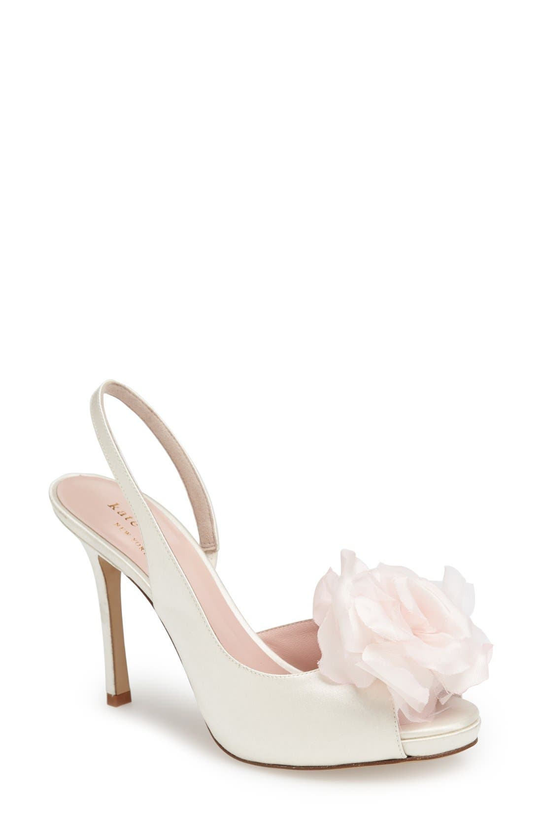 Alternate Image 1 Selected - kate spade new york 'camilla' high sandal (Women)