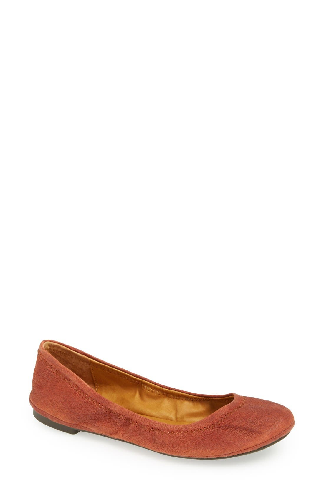 Alternate Image 1 Selected - Lucky Brand 'Emmie' Flat