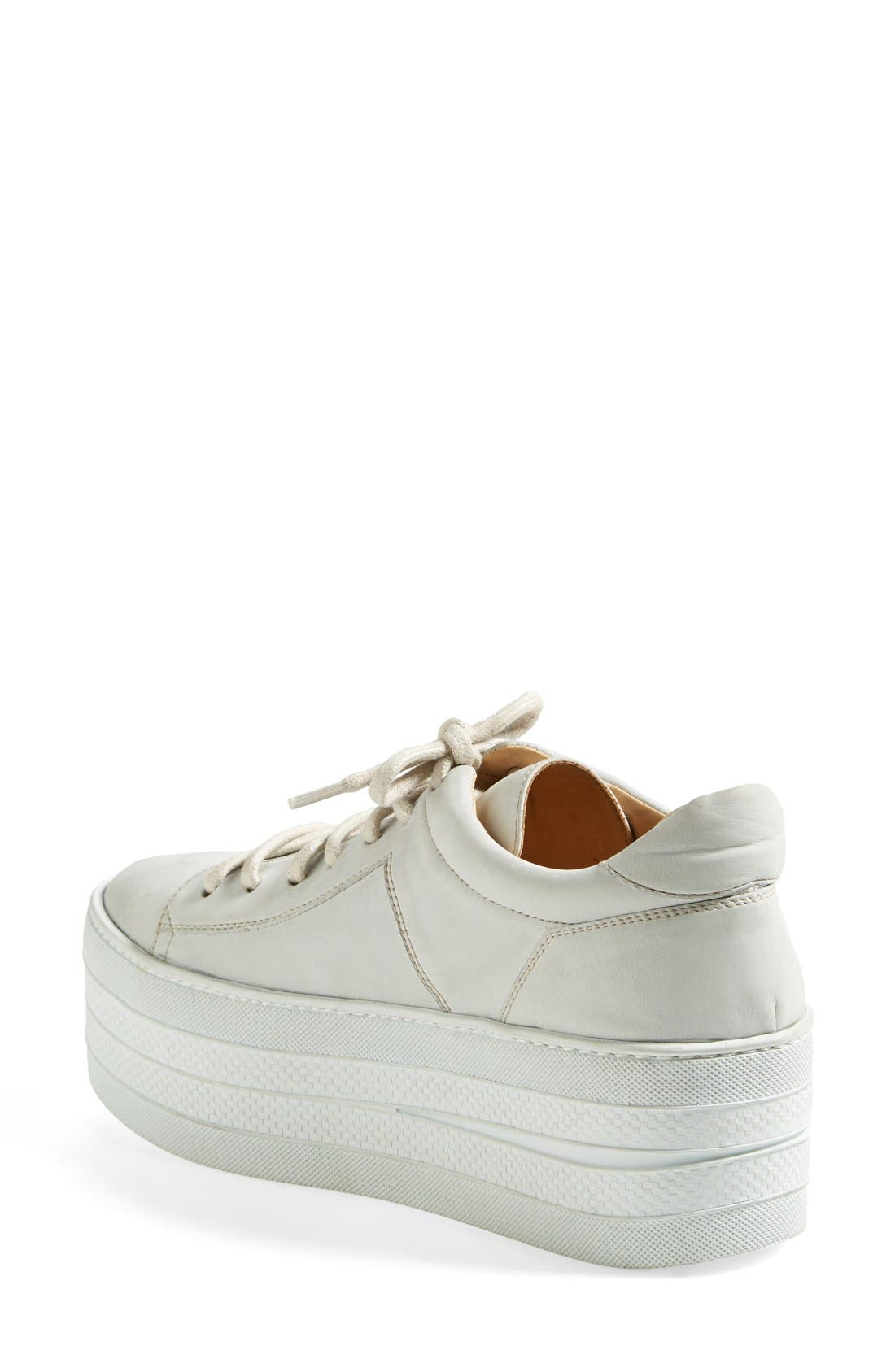 Alternate Image 2  - Free Lance 'Skyla' Platform Sneaker (Women)