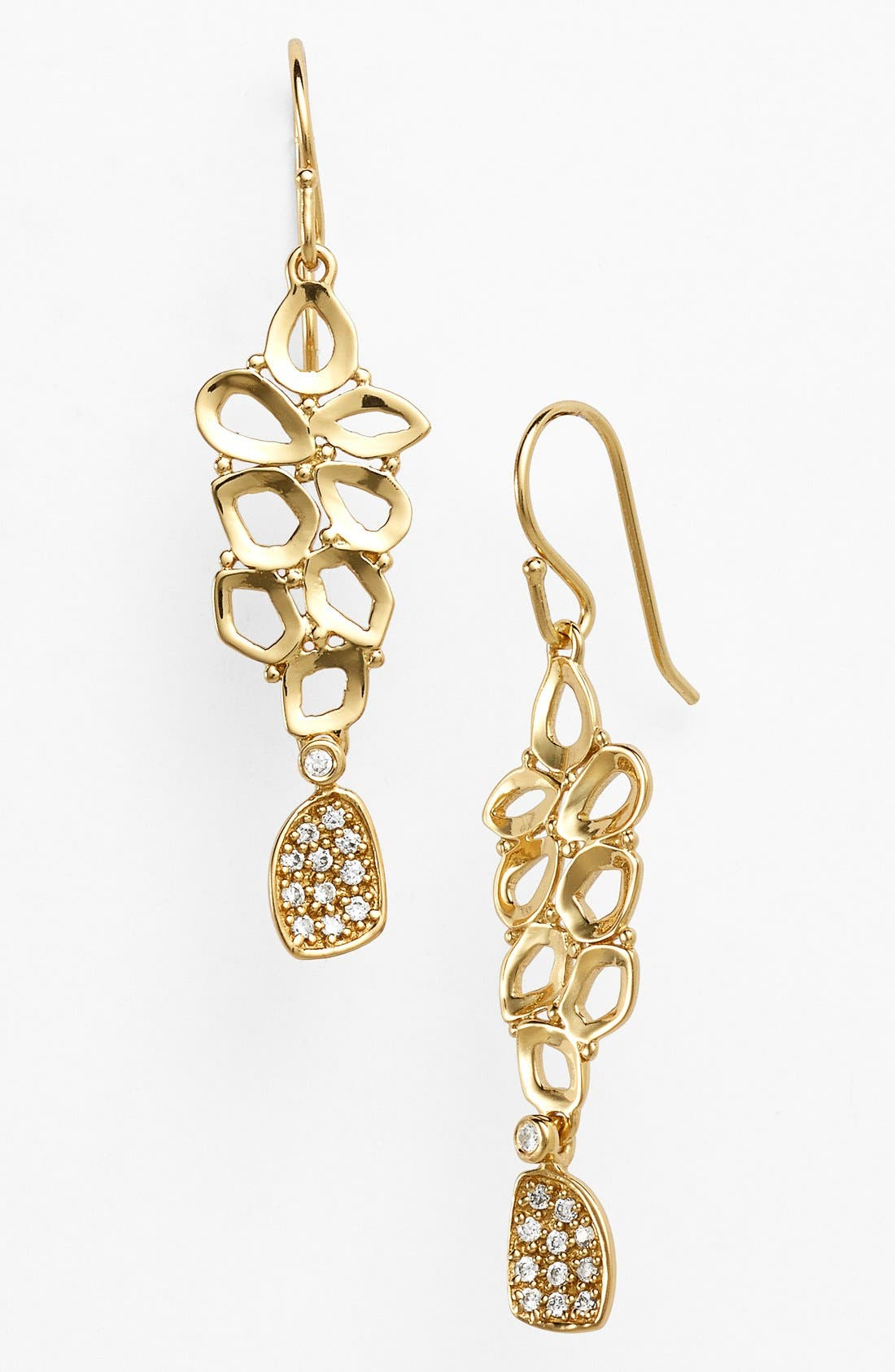 Main Image - Melinda Maria 'Pia' Pod Drop Earrings