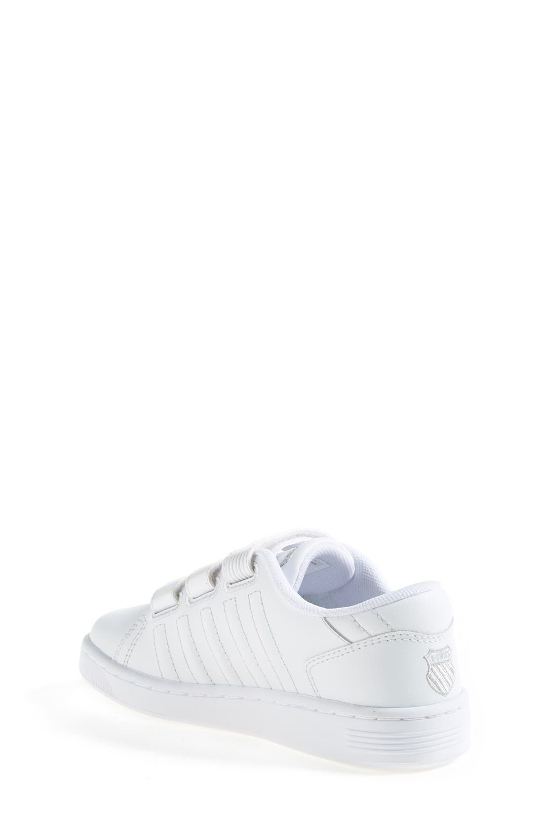 Alternate Image 2  - K-Swiss 'Lozan' Sneaker (Toddler & Little Kid)