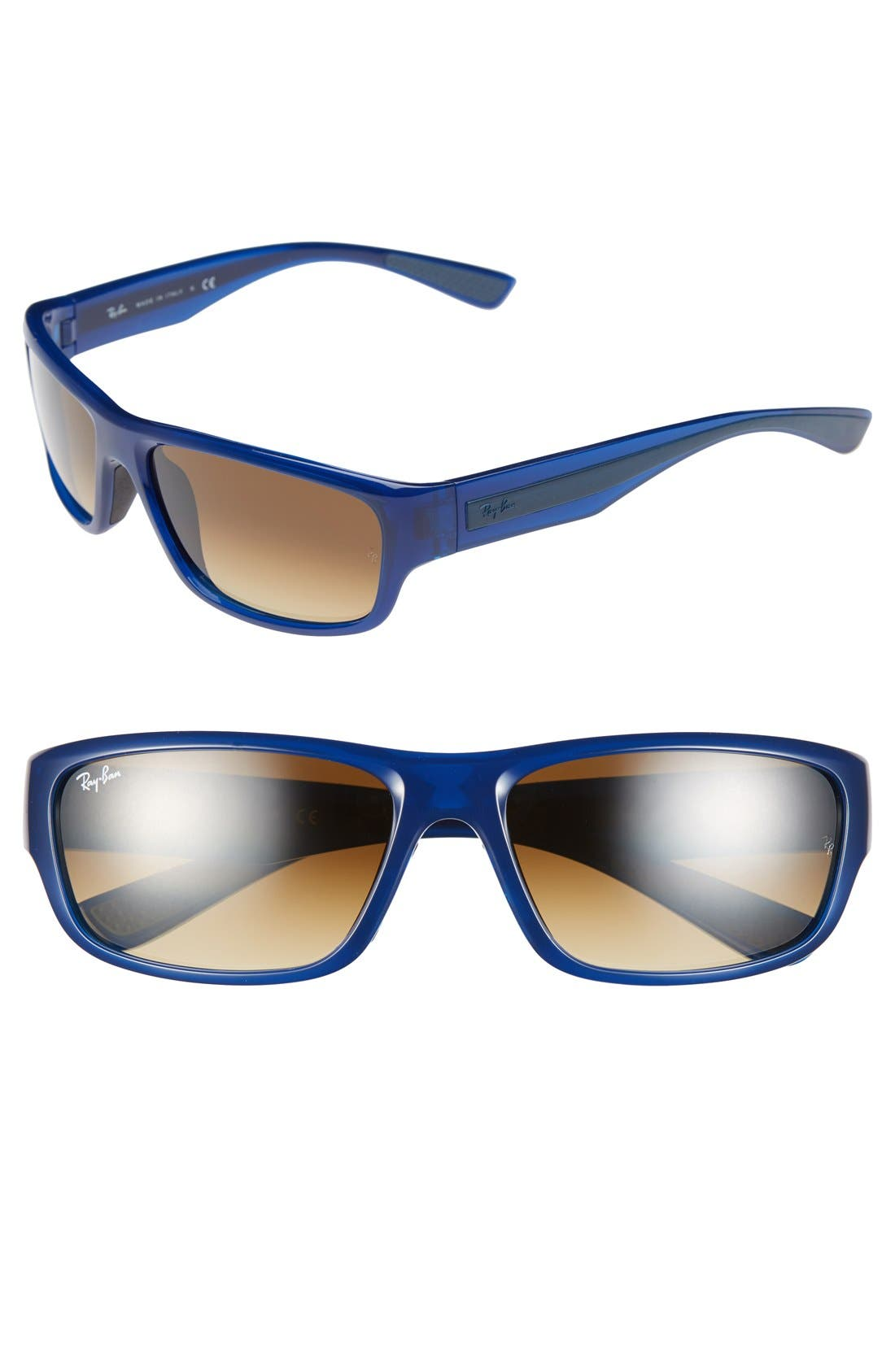 Main Image - Ray-Ban 61mm Sunglasses
