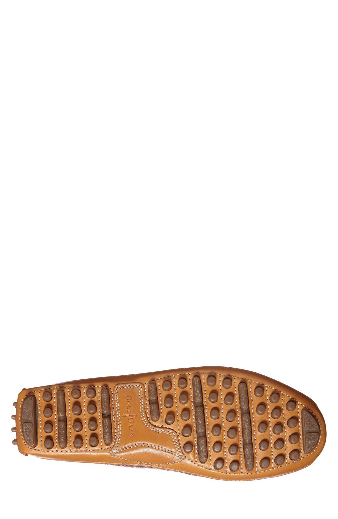 Alternate Image 4  - Cole Haan 'Grant' Driving Shoe