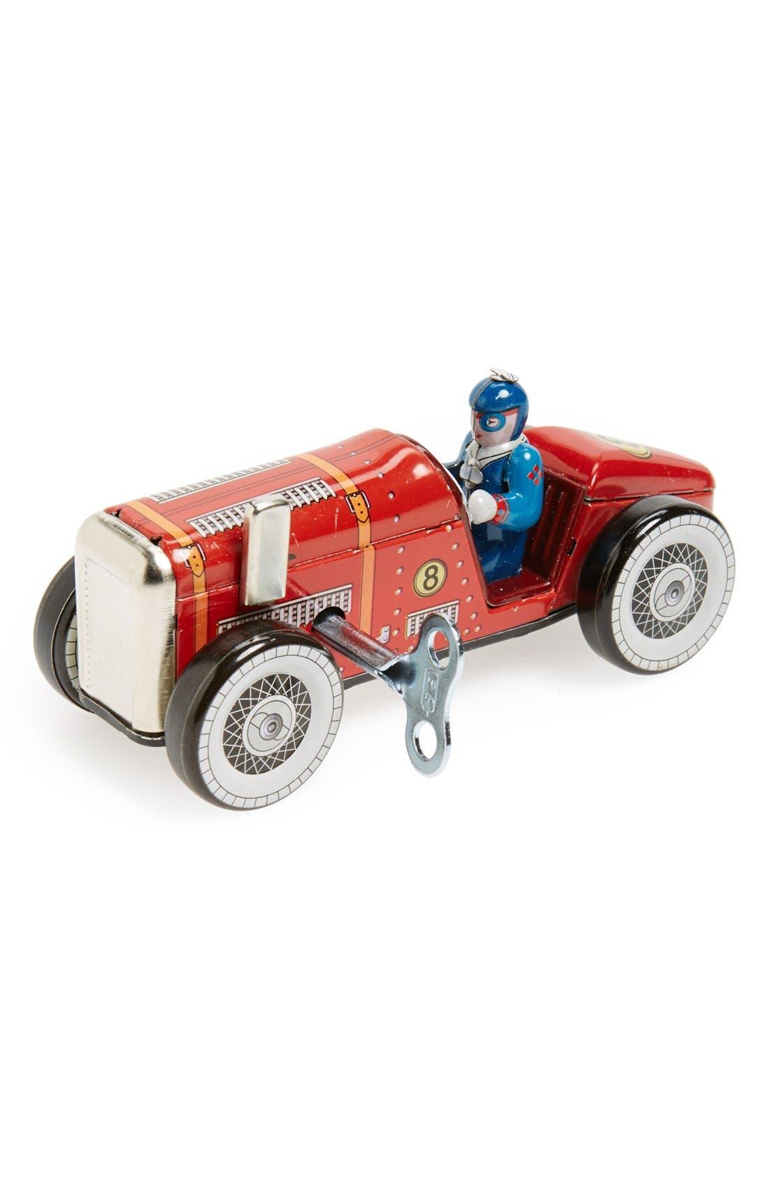 Main Image - Sunnylife 'Dr. Django's Speedway Racer' Collectible Tin Car