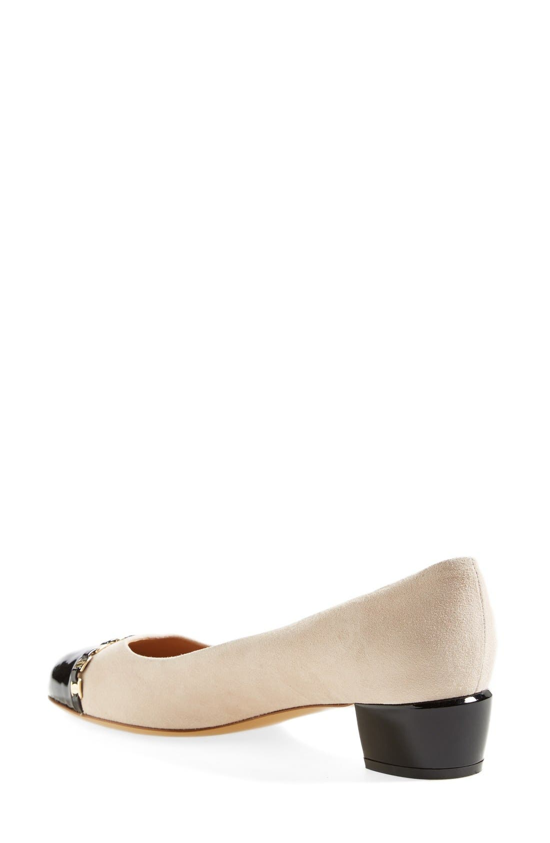 Alternate Image 2  - Salvatore Ferragamo 'Pim' Pump