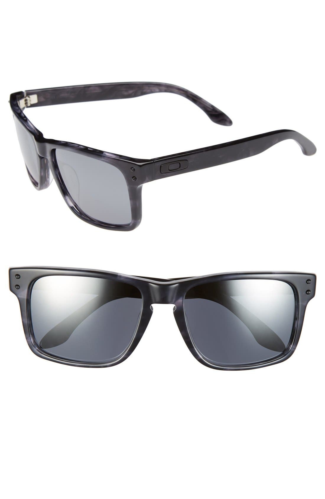 Alternate Image 1 Selected - Oakley 'Holbrook LX' 56mm Sunglasses