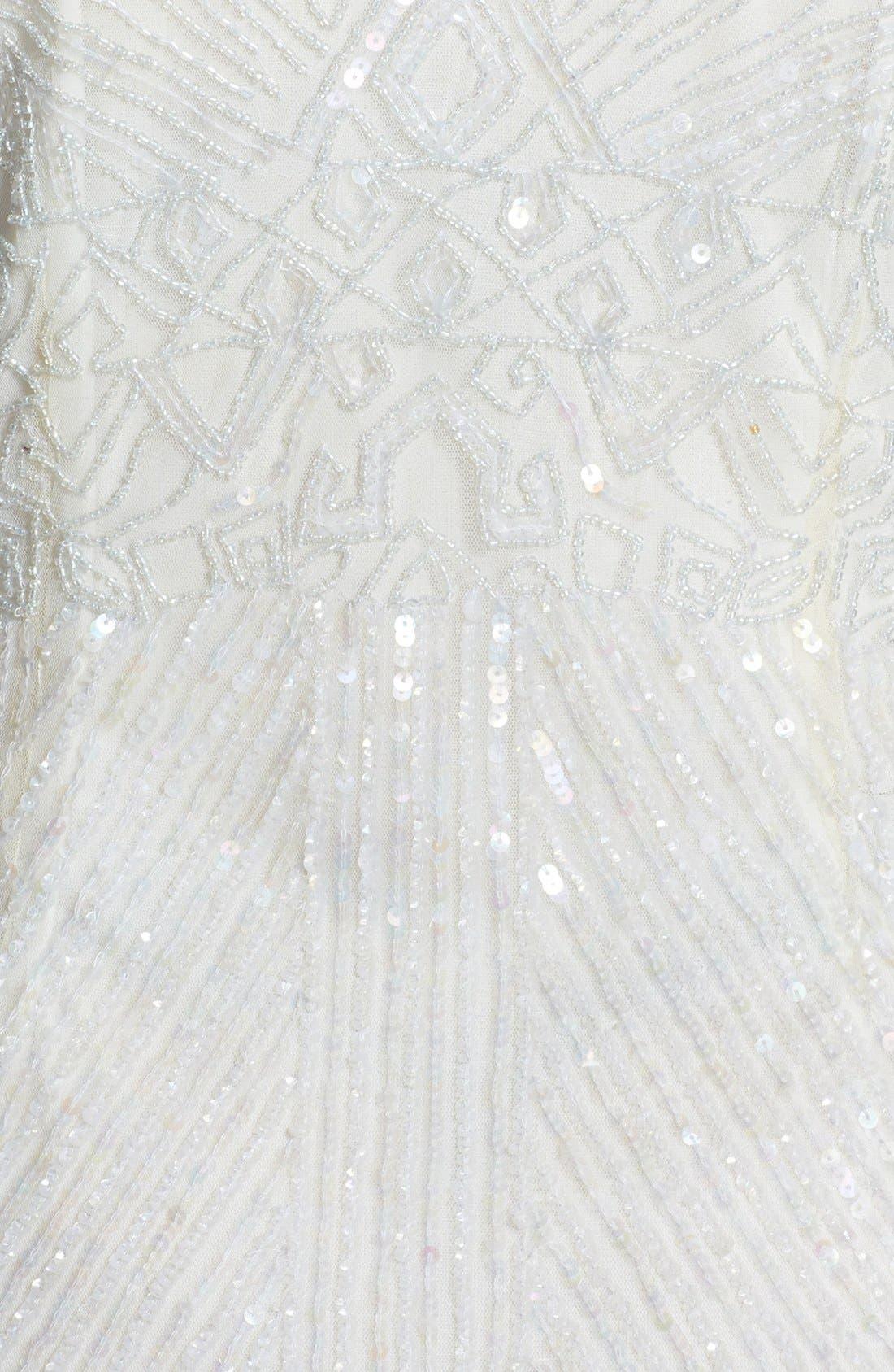 Alternate Image 3  - Pisarro Nights Embellished Dress (Plus Size)
