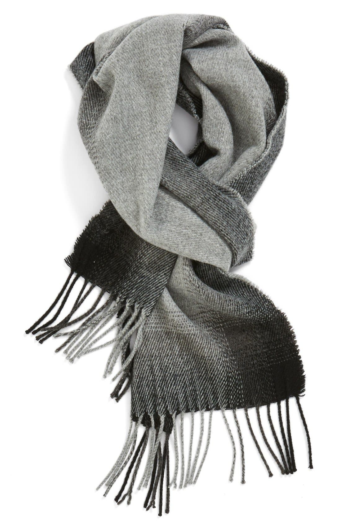 Alternate Image 1 Selected - The Rail Gradient Knit Scarf