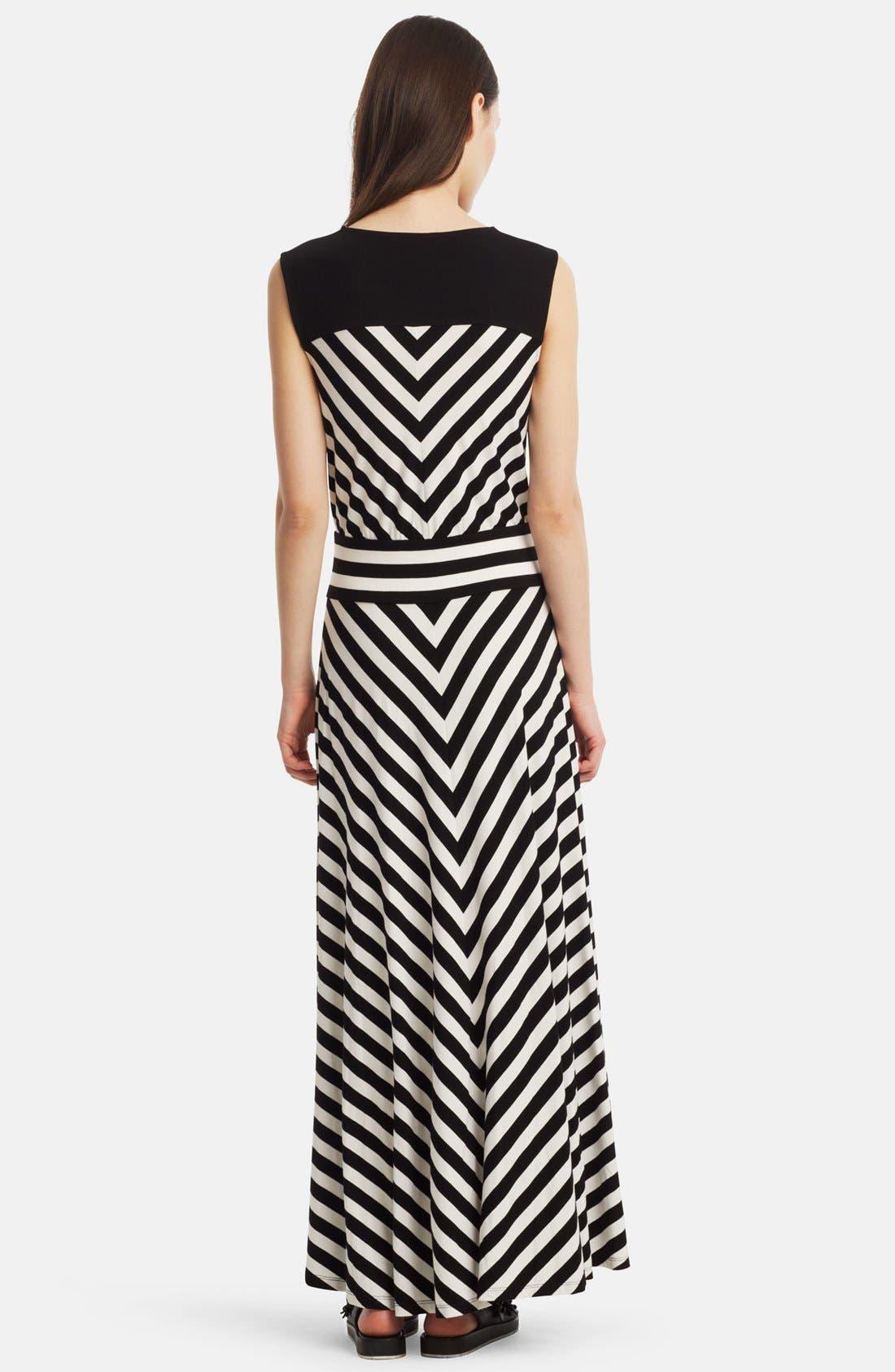 Alternate Image 2  - Kenneth Cole New York 'Harmony' Maxi Dress