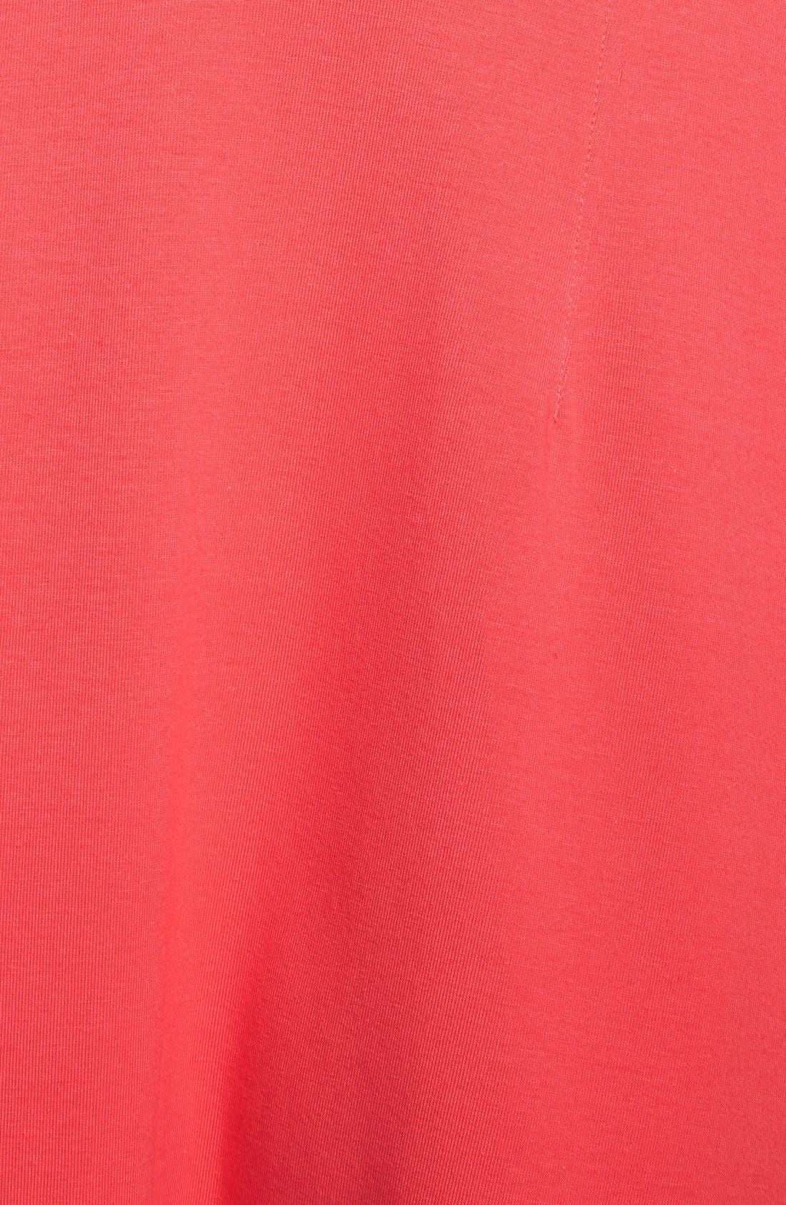 Alternate Image 3  - Eileen Fisher Sleeveless Jersey Dress