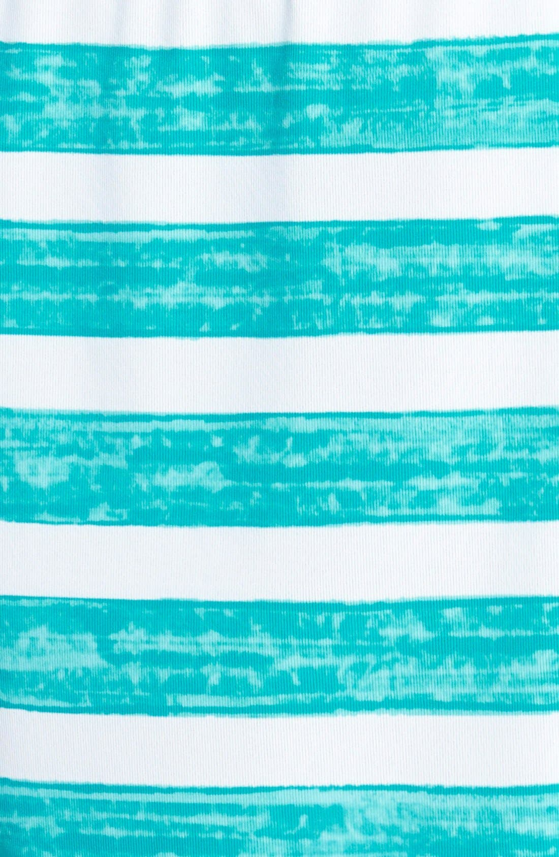 Alternate Image 3  - Coco Rave 'Lucky Girls Wear Stripes' Cover-Up Tank Dress
