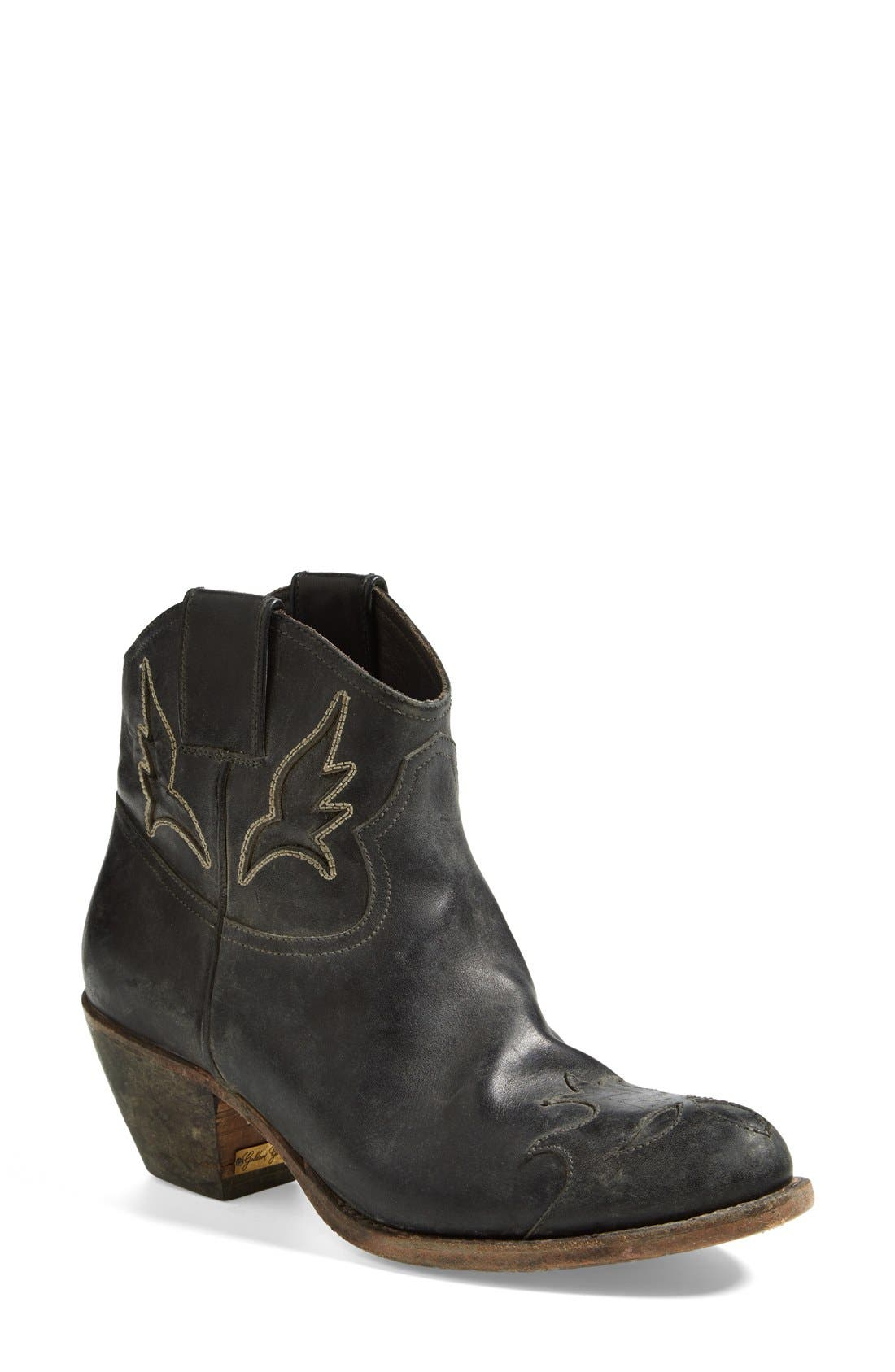 Alternate Image 1 Selected - Golden Goose 'Sydney' Western Boot (Women)