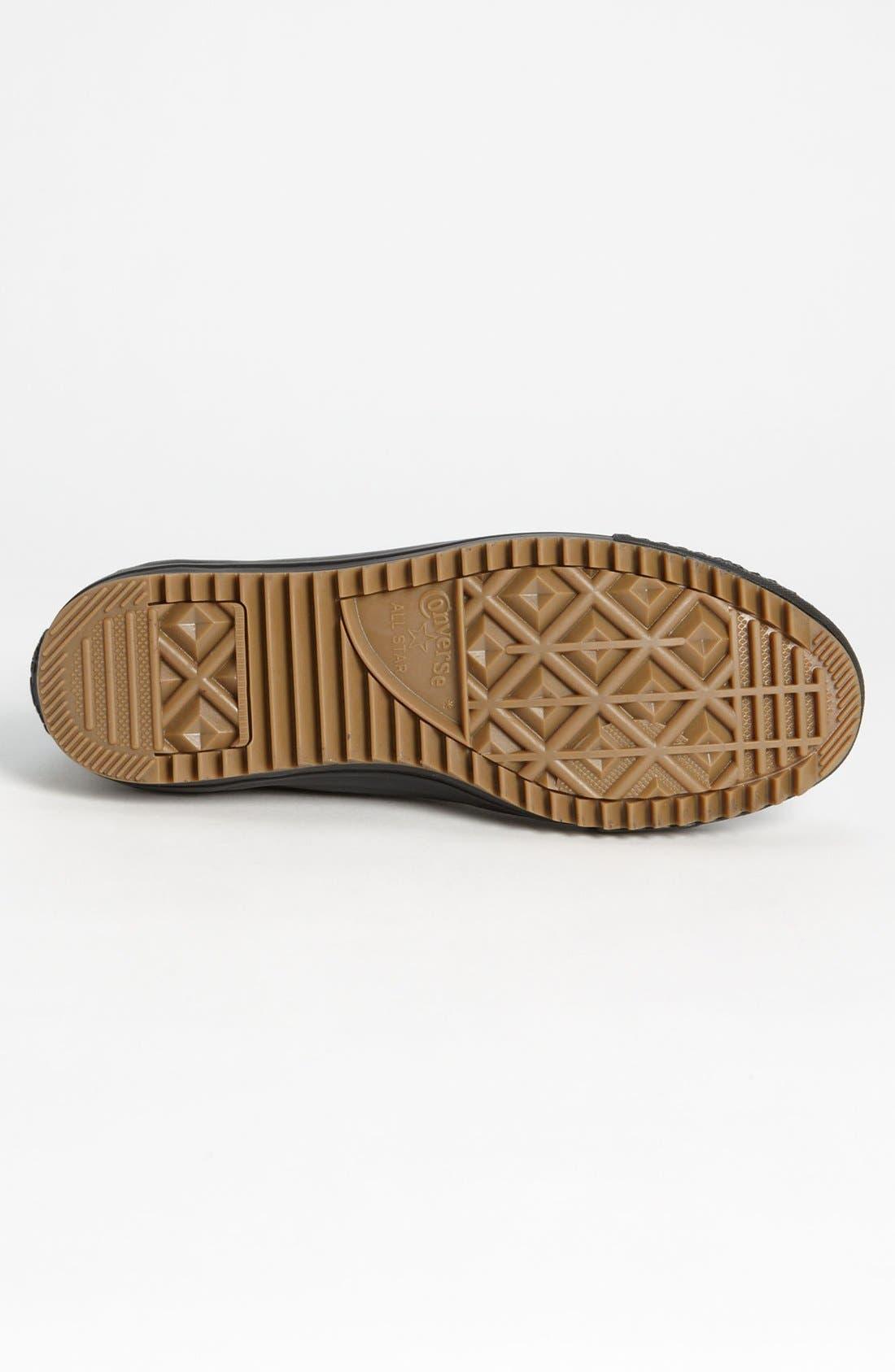 Alternate Image 4  - Converse Chuck Taylor® 'Hollis' High Top Sneaker (Men)