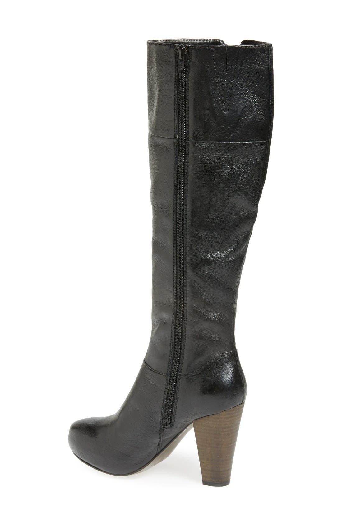 Alternate Image 2  - Steve Madden 'Rikki' Tall Riding Boot (Women)