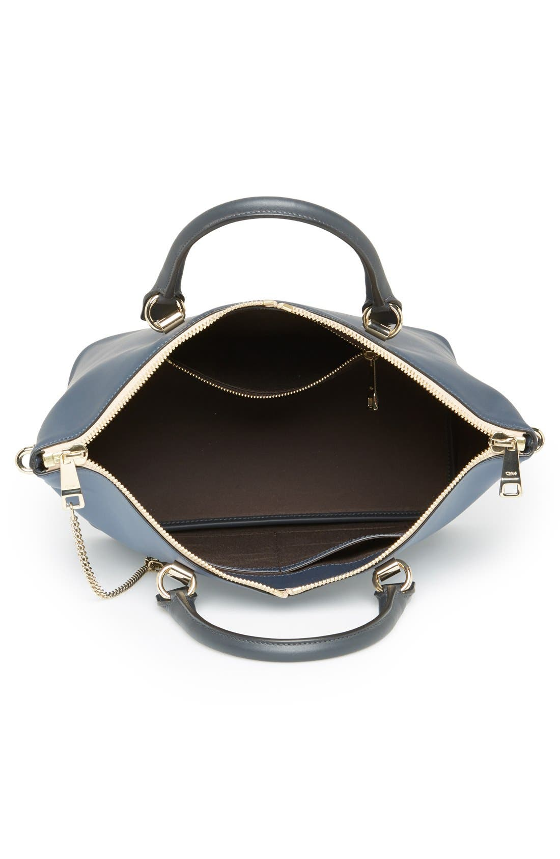 Alternate Image 4  - Chloé 'Baylee - Medium' Shoulder Bag
