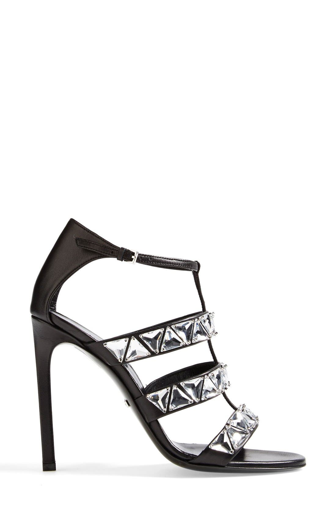 Alternate Image 4  - Gucci 'Night Out' Sandal (Women)