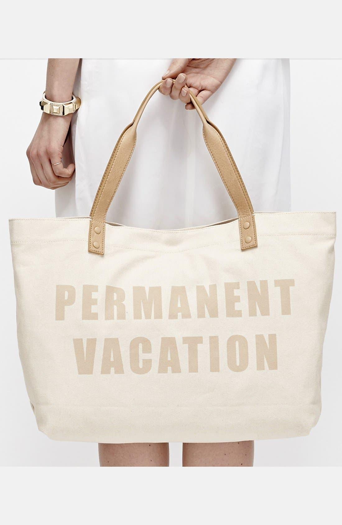 Main Image - Hayden-Harnett 'Permanent Vacation' Utility Tote