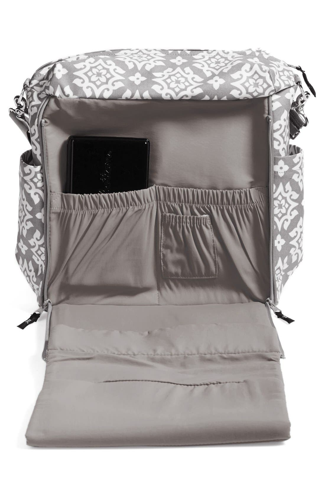Alternate Image 5  - Petunia Pickle Bottom 'Boxy' Backpack Diaper Bag (Nordstrom Exclusive)