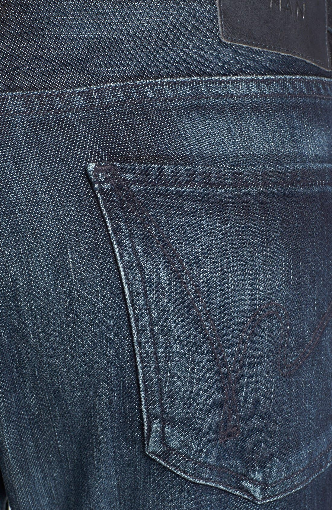 Alternate Image 4  - Citizens of Humanity 'Evans' Relaxed Fit Jeans (Elko)