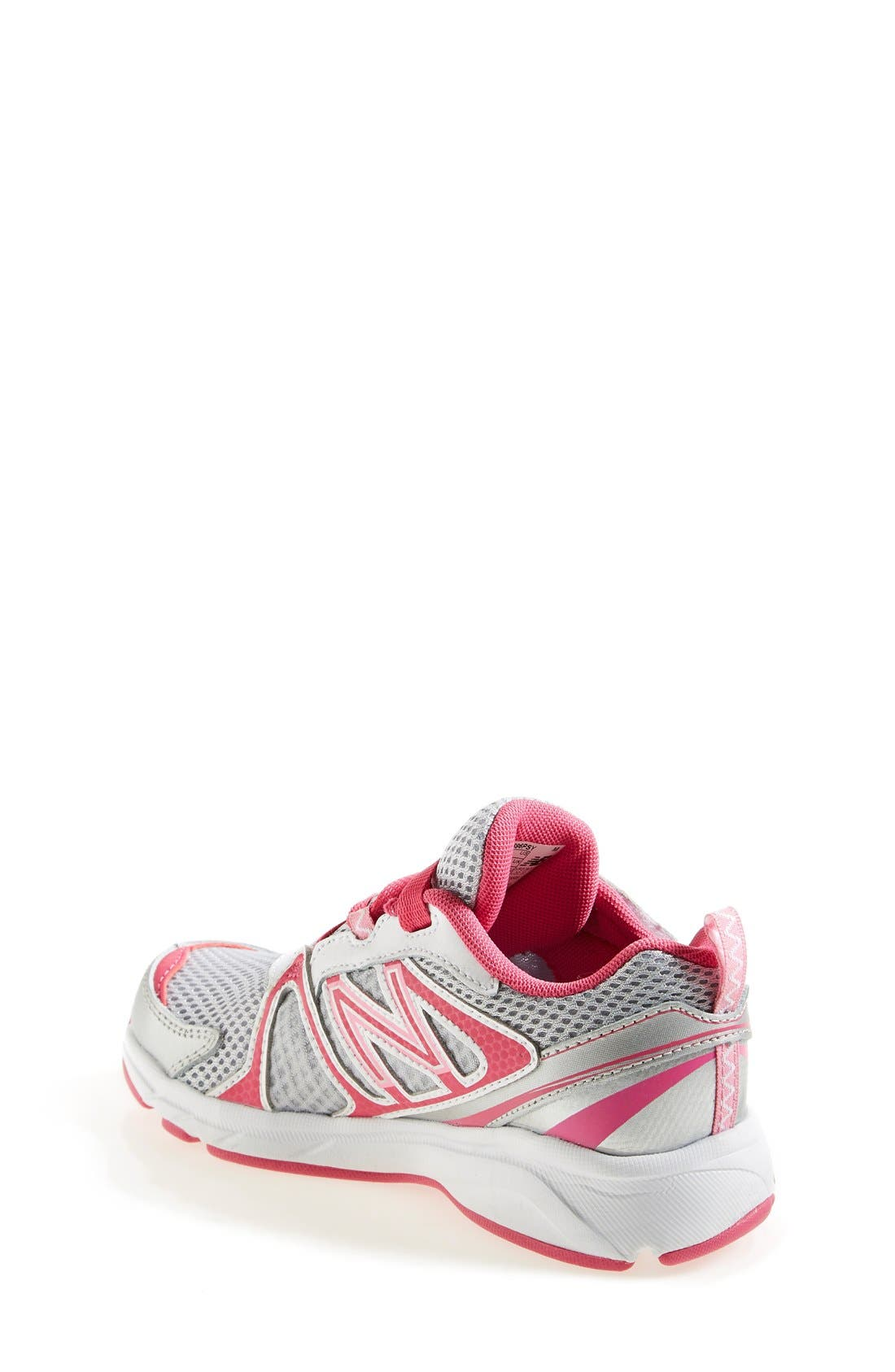 Alternate Image 2  - New Balance '696' Athletic Shoe (Toddler, Little Kid & Big Kid) (Online Only)