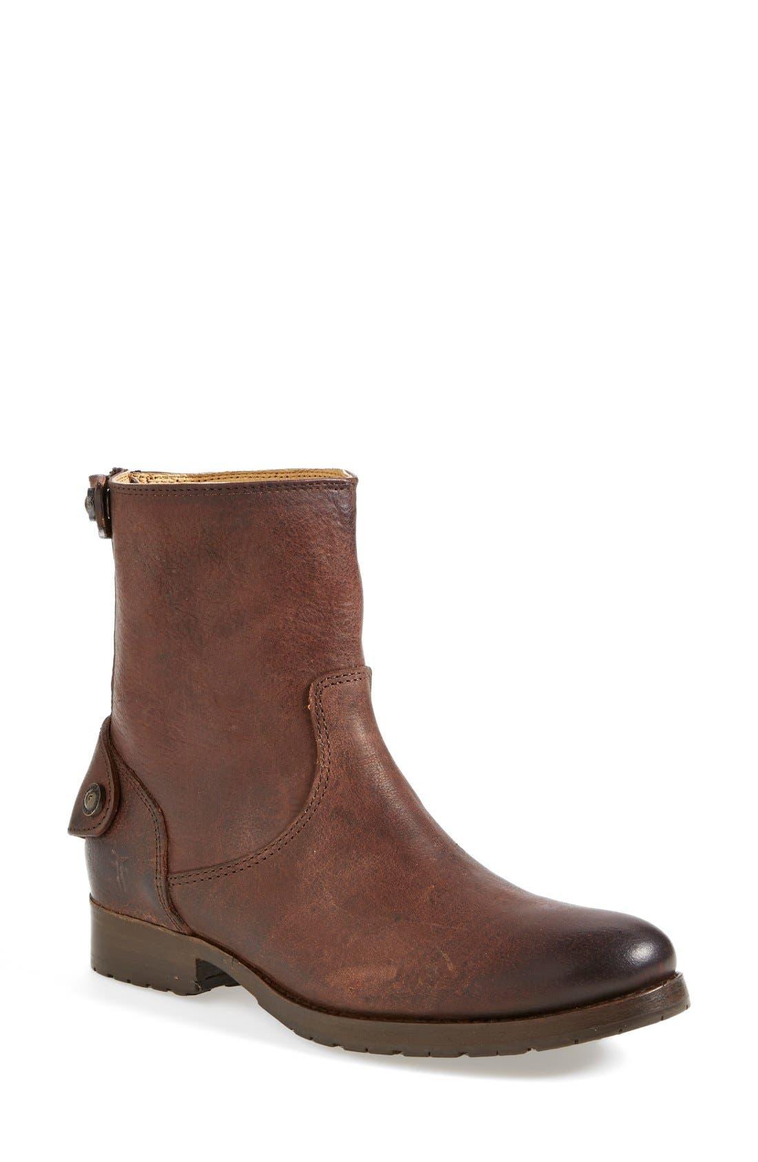 Alternate Image 1 Selected - Frye 'Melissa' Short Boot (Women)