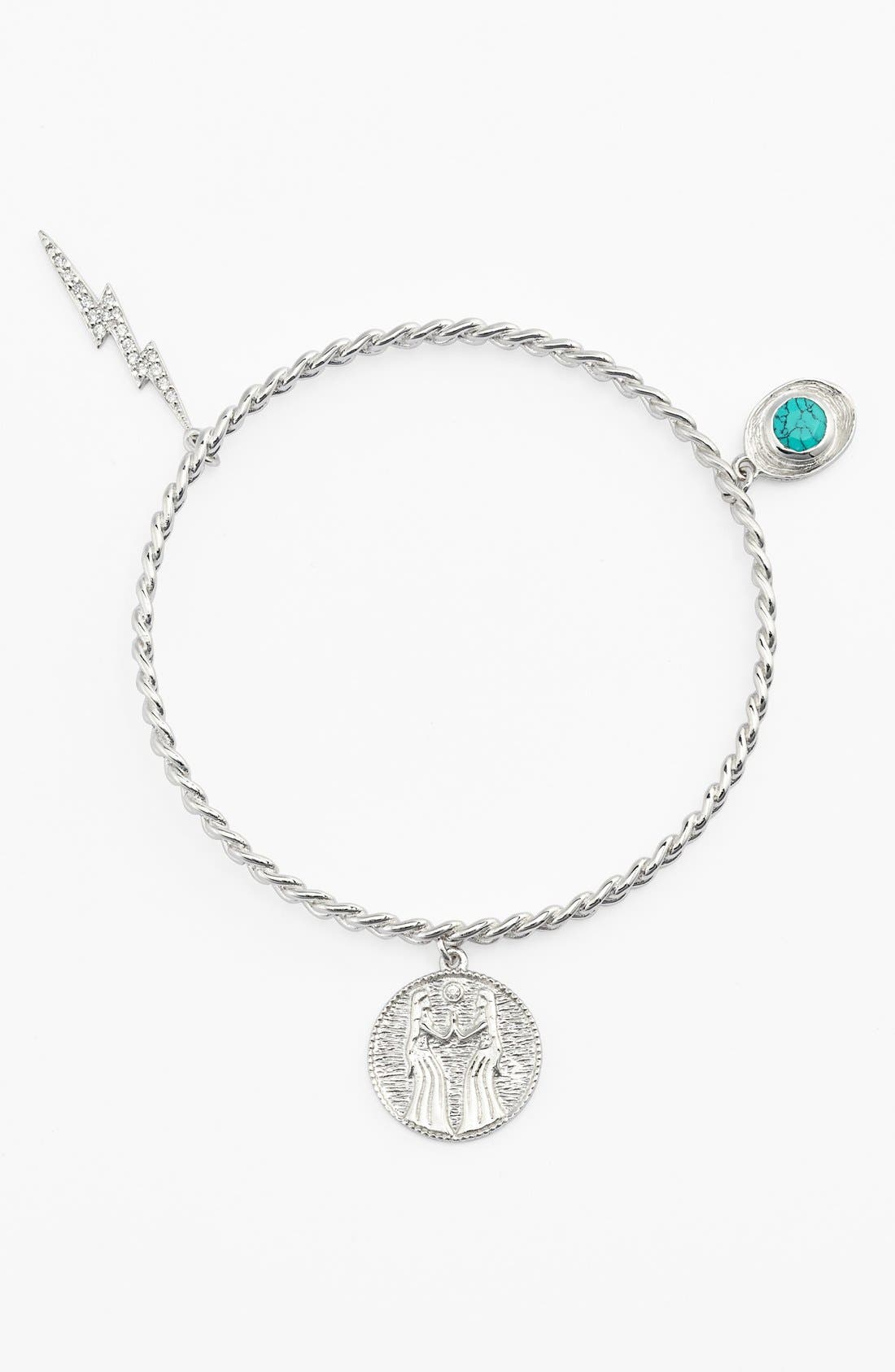 Alternate Image 1 Selected - Melinda Maria 'Goddess of Sisterhood' Charm Bangle