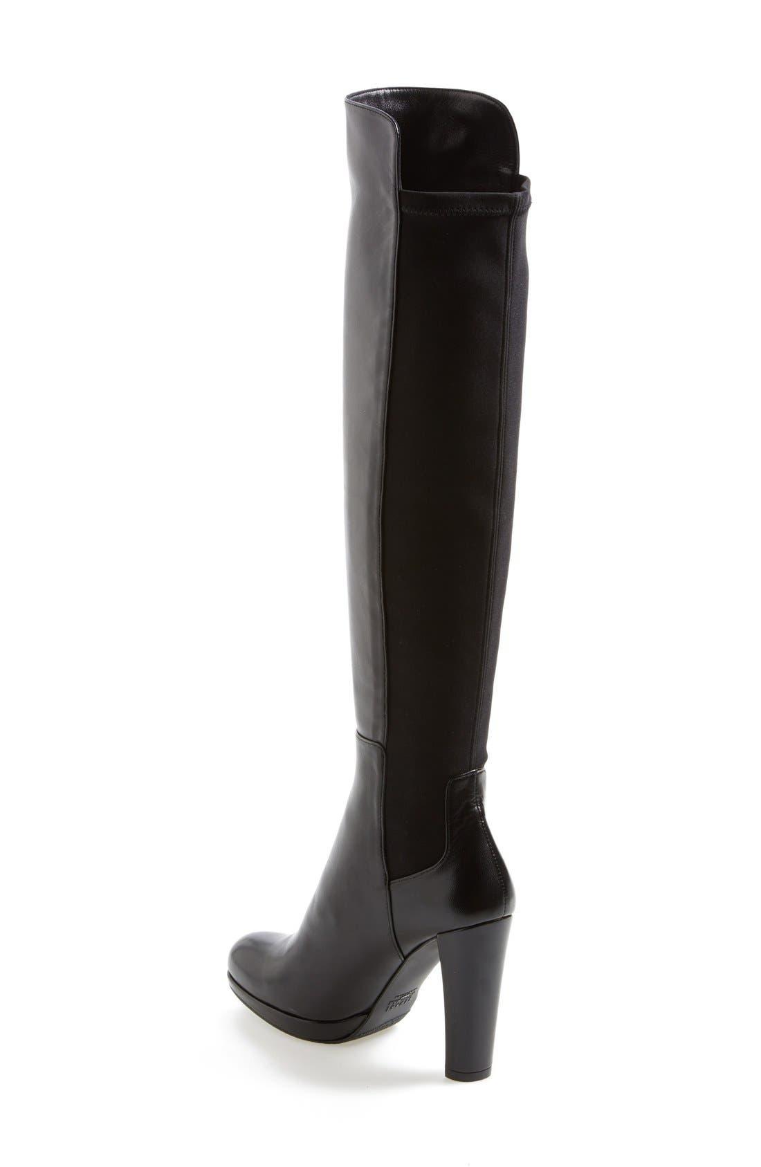 Alternate Image 2  - Stuart Weitzman 'Highway' Over the Knee Boot (Women)