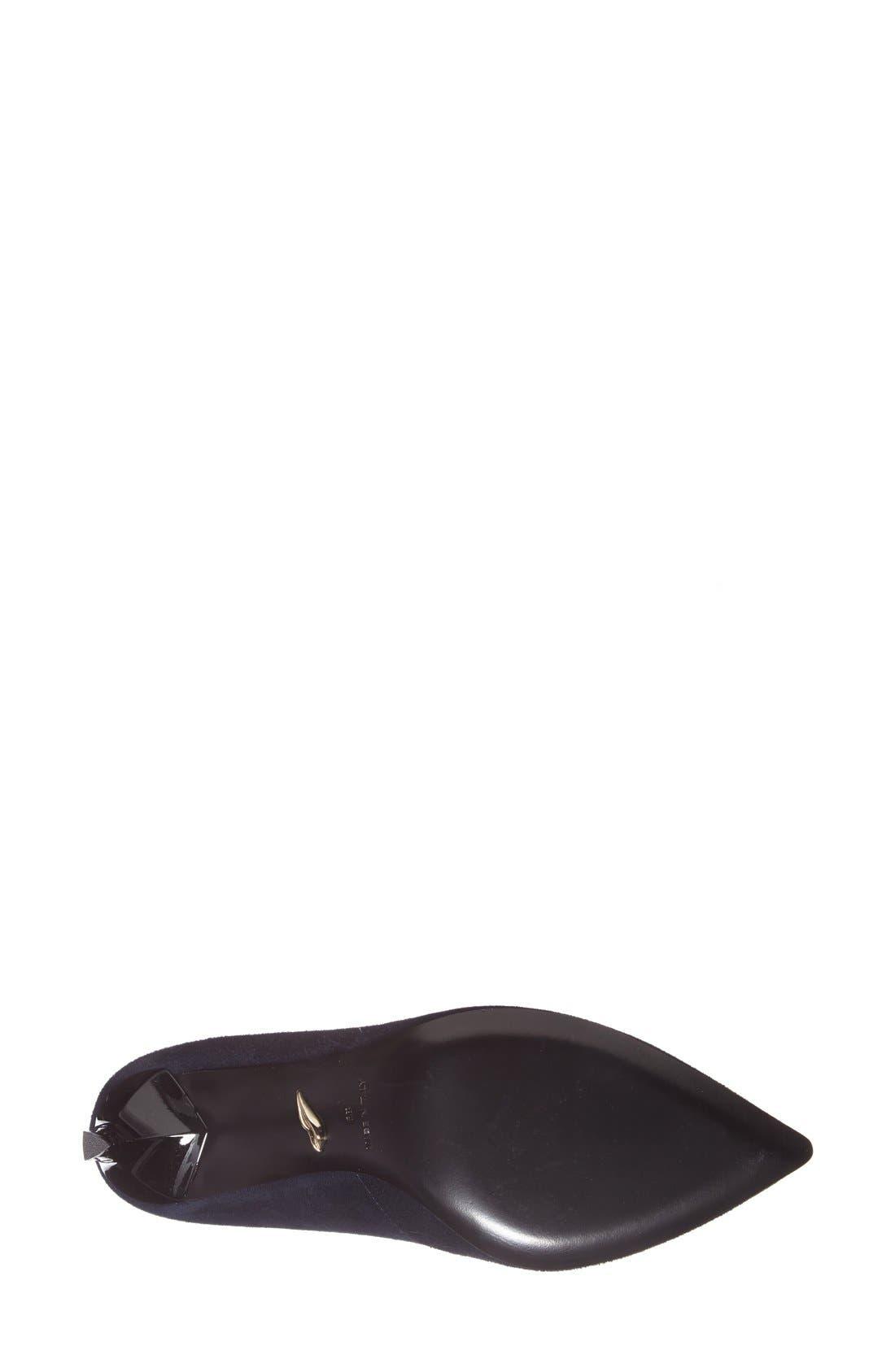 Alternate Image 4  - Diane von Furstenberg 'Hilda' Pointy Toe Pump (Women)
