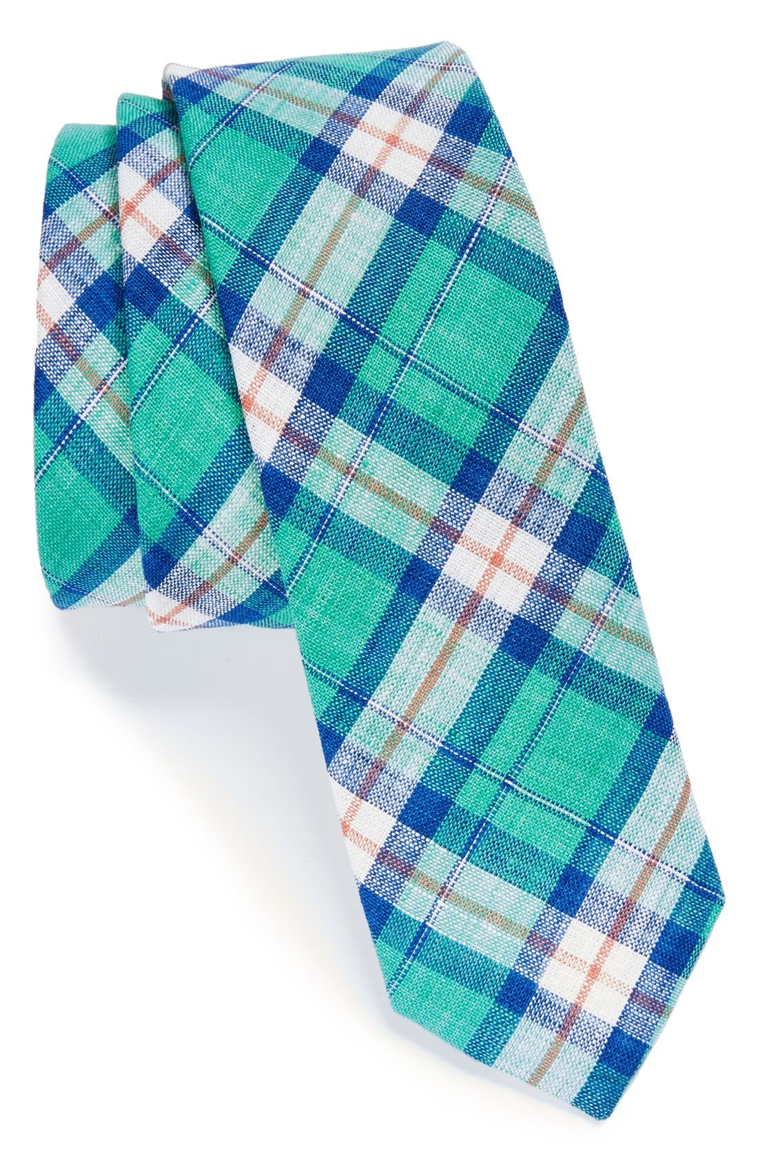 Alternate Image 1 Selected - Original Penguin Woven Linen Tie
