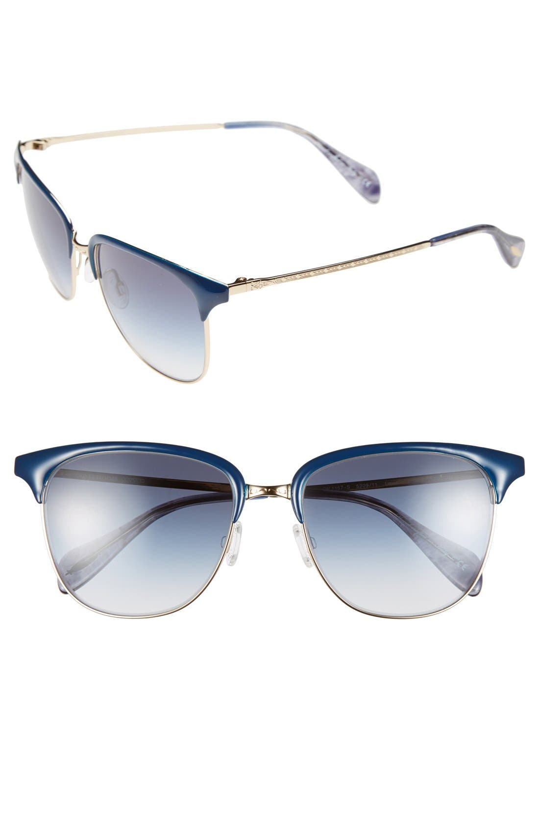 Alternate Image 1 Selected - Oliver Peoples 'Leiana' 55mm Sunglasses