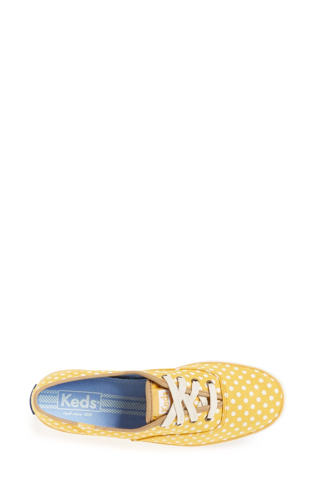 Alternate Image 3  - Keds® 'Champion - Dot' Sneaker (Women)