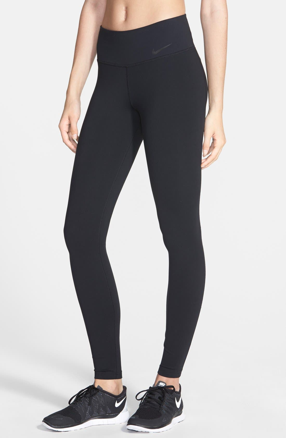 Alternate Image 1 Selected - Nike 'Legendary' Dri-FIT Training Tights