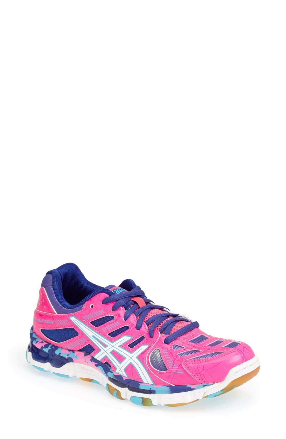 Alternate Image 1 Selected - ASICS® 'GEL-Volleycross® Revolution' Volleyball Shoe (Women) (Regular Retail Price: 109.95)