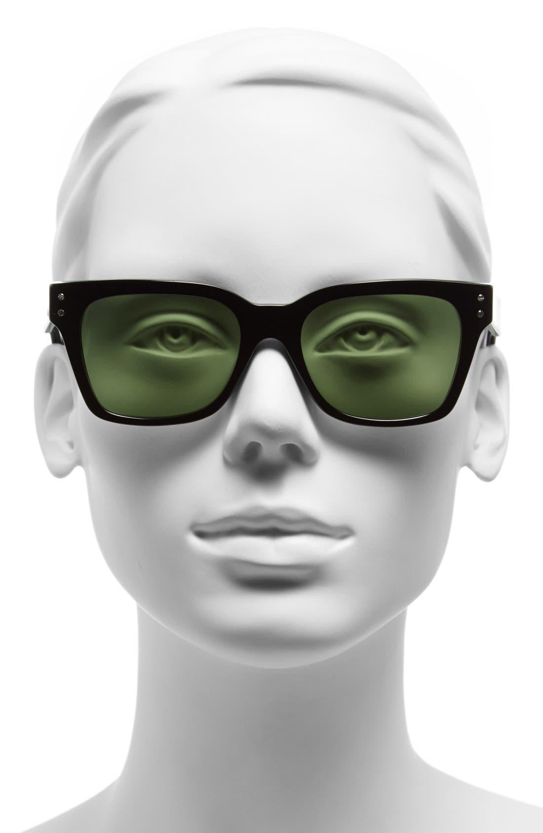 Alternate Image 2  - RETROSUPERFUTURE® 51mm 'America' Sunglasses