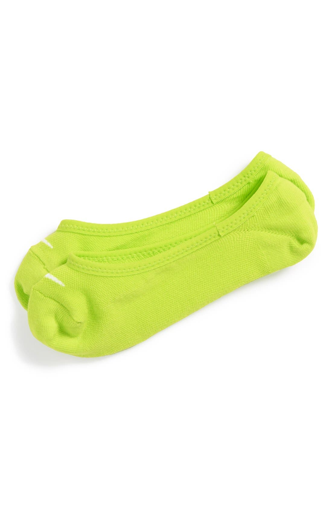 Alternate Image 1 Selected - Nike 'Studio' No-Show Socks (Women)