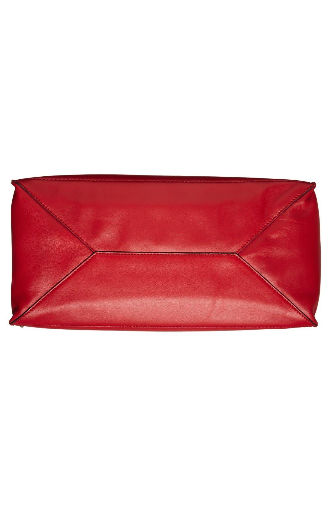 Alternate Image 5  - Valentino 'Medium Rockstud' Leather Tote