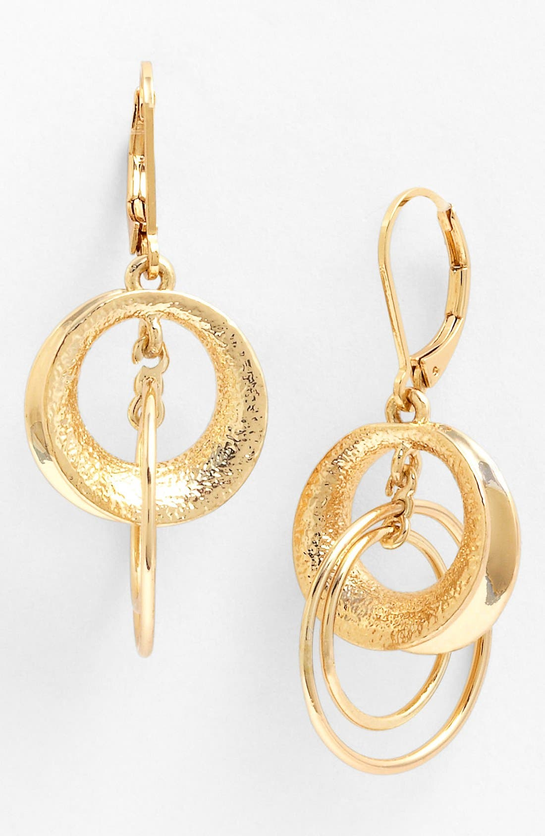 Alternate Image 1 Selected - Anne Klein Drop Earrings