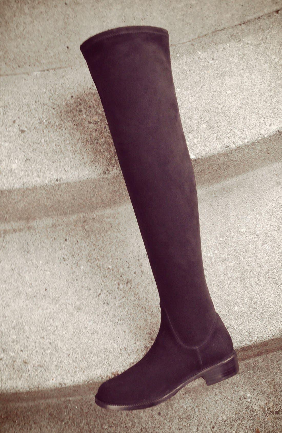 Alternate Image 5  - Via Spiga 'Boni' Over the Knee Boot (Women)