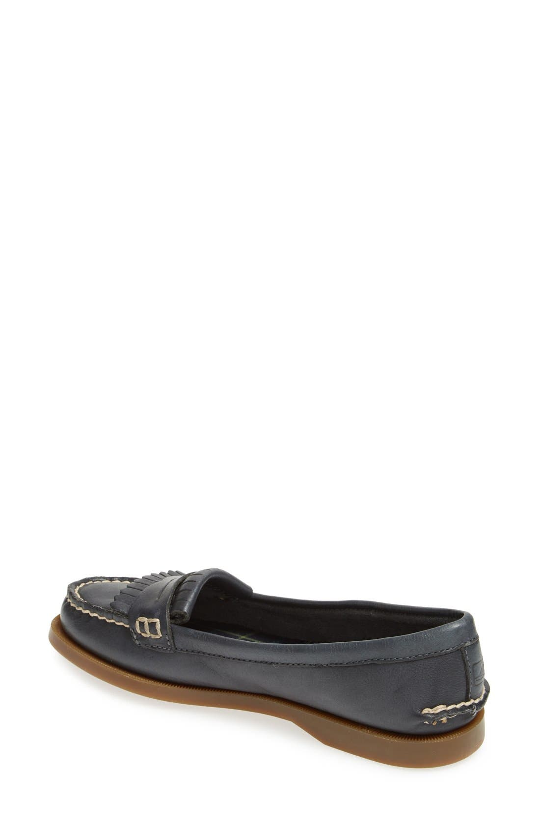 Alternate Image 2  - Sperry Top-Sider® 'Avery' Leather Loafer (Women)