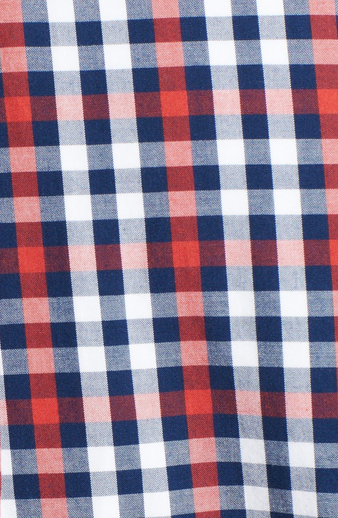 Alternate Image 2  - Jack Spade 'Callahan' Check Woven Shirt